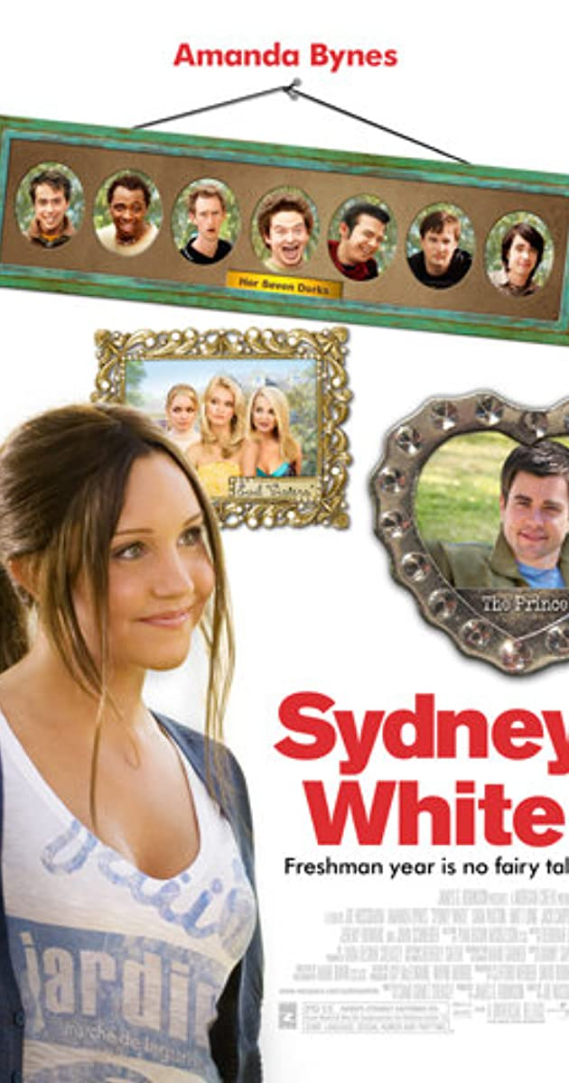 Sydney White Trailer Deutsch