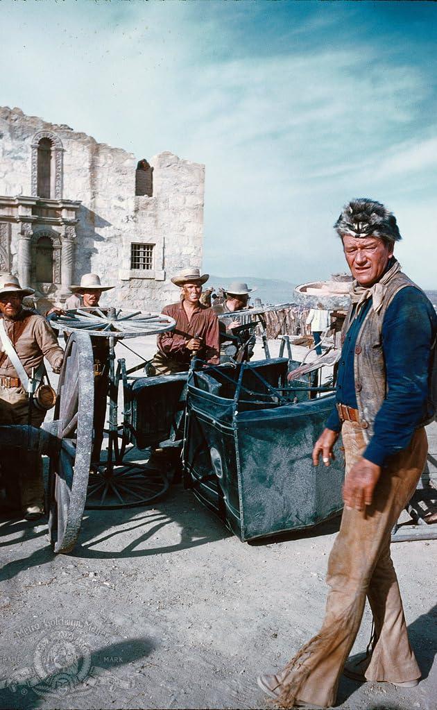 Alamo 1960 Besetzung