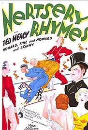 Nertsery Rhymes Poster