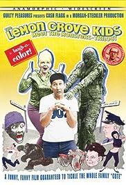Lemon Grove Kids Meet the Monsters Poster
