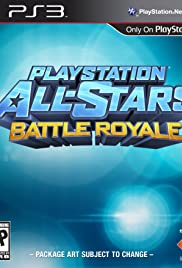 PlayStation All-Stars Battle Royale Poster