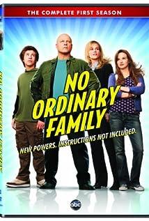No Ordinary Family movie