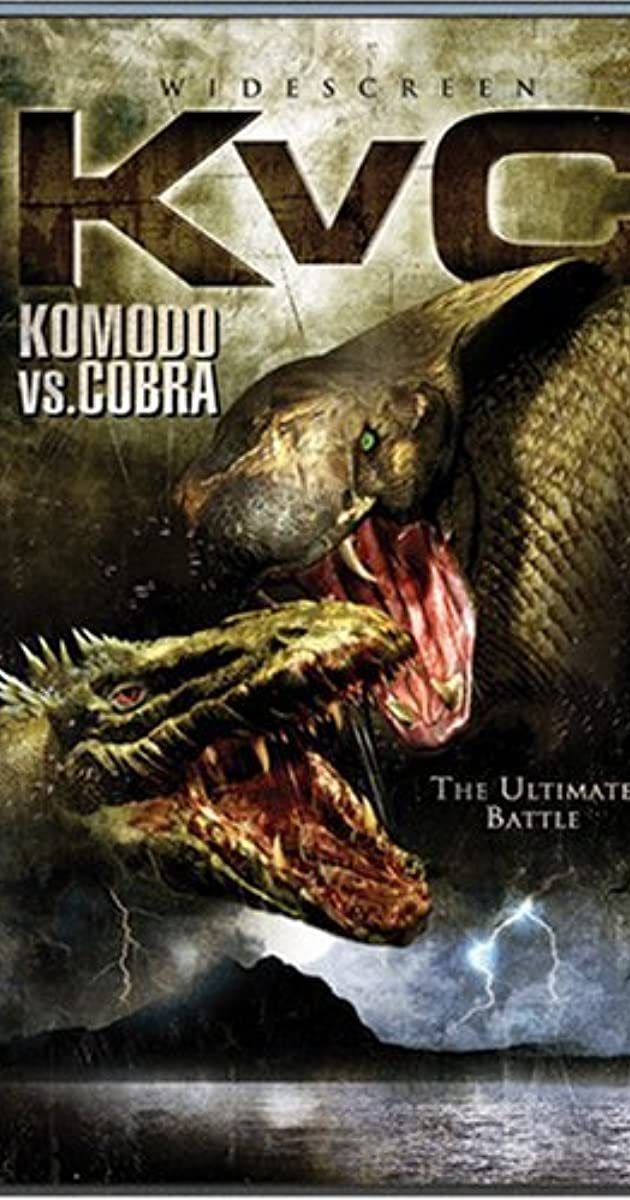 komodo vs cobra tv movie 2005 imdb