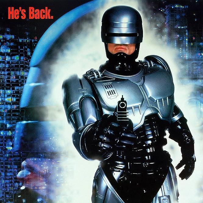 Robert John Burke in RoboCop 3 (1993)