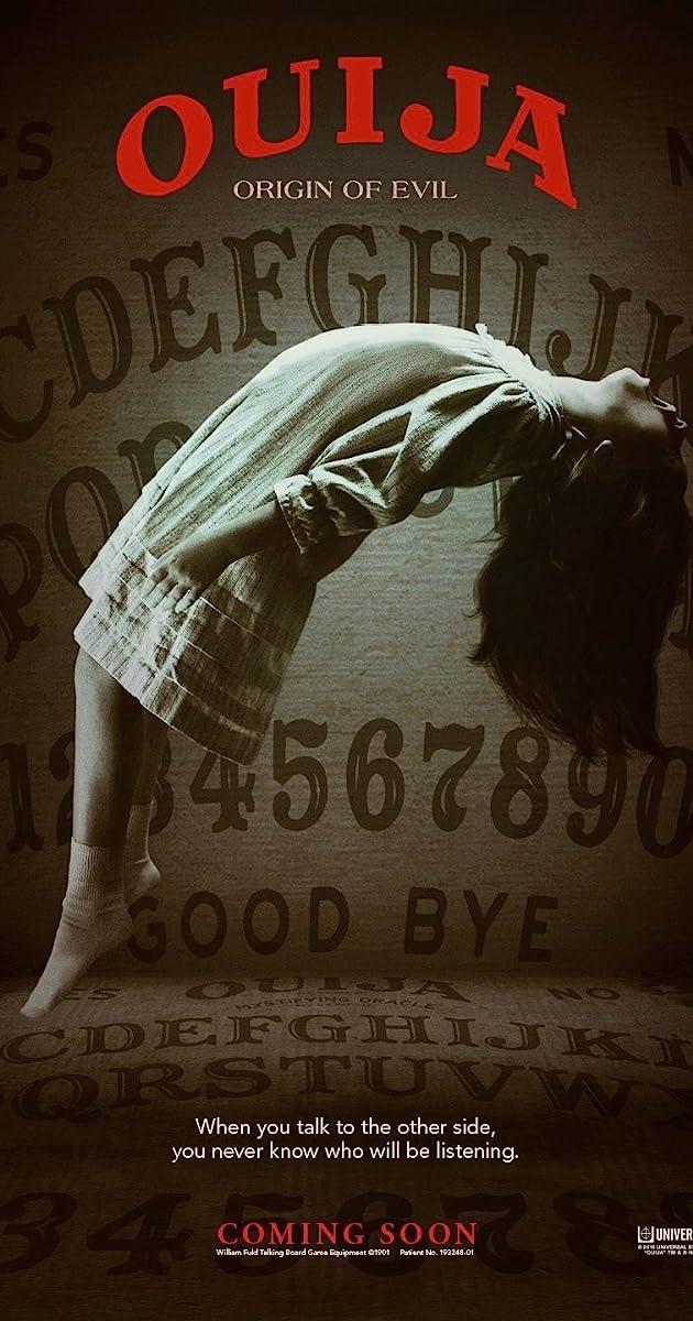 Ouija Origin of Evil 2016
