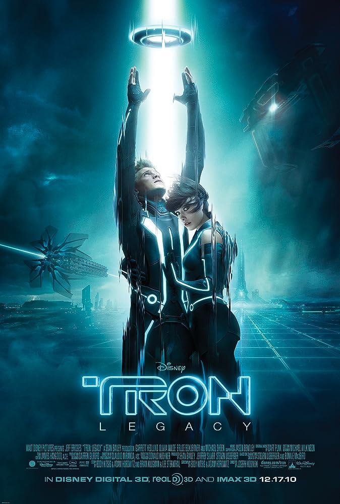 TRON Legacy 2010 Dual Audio 720p BluRay [Hindi – English] ESubs