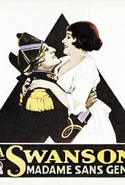 Madame Sans-Gêne Poster
