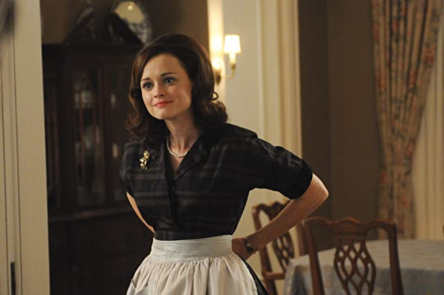 Alexis Bledel Mad Men