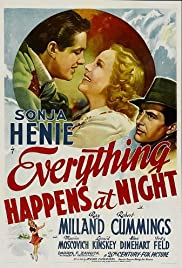 Everything Happens at Night Poster