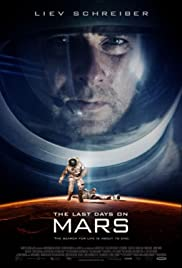 The Last Days on Mars (2013) Poster - Movie Forum, Cast, Reviews