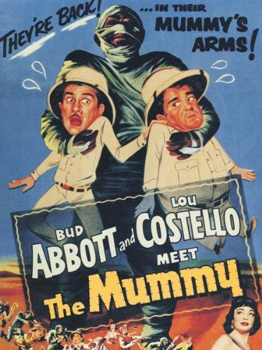 abbott and costello meet the mummy film wikipedia