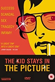 The Kid Stays in the Picture Poster