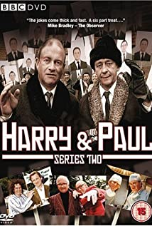 Ruddy Hell! It s Harry and Paul movie