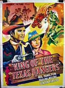 King Ranger Theater >> King of the Texas Rangers (1941) - IMDb