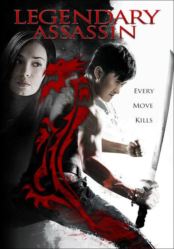 Legendary Assassin (2008) Dual Audio 720p BluRay [Hindi – Chinese] ESubs