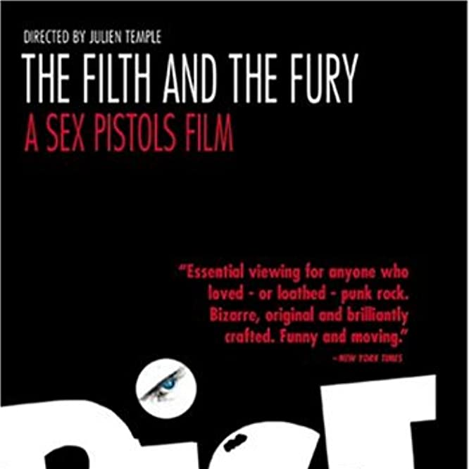 The Filth and the Fury (2000)