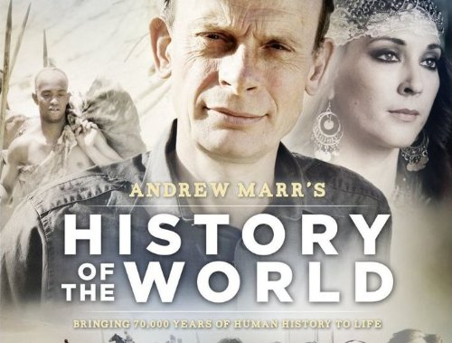 Andrew Marr in Andrew Marr's History of the World (2012)