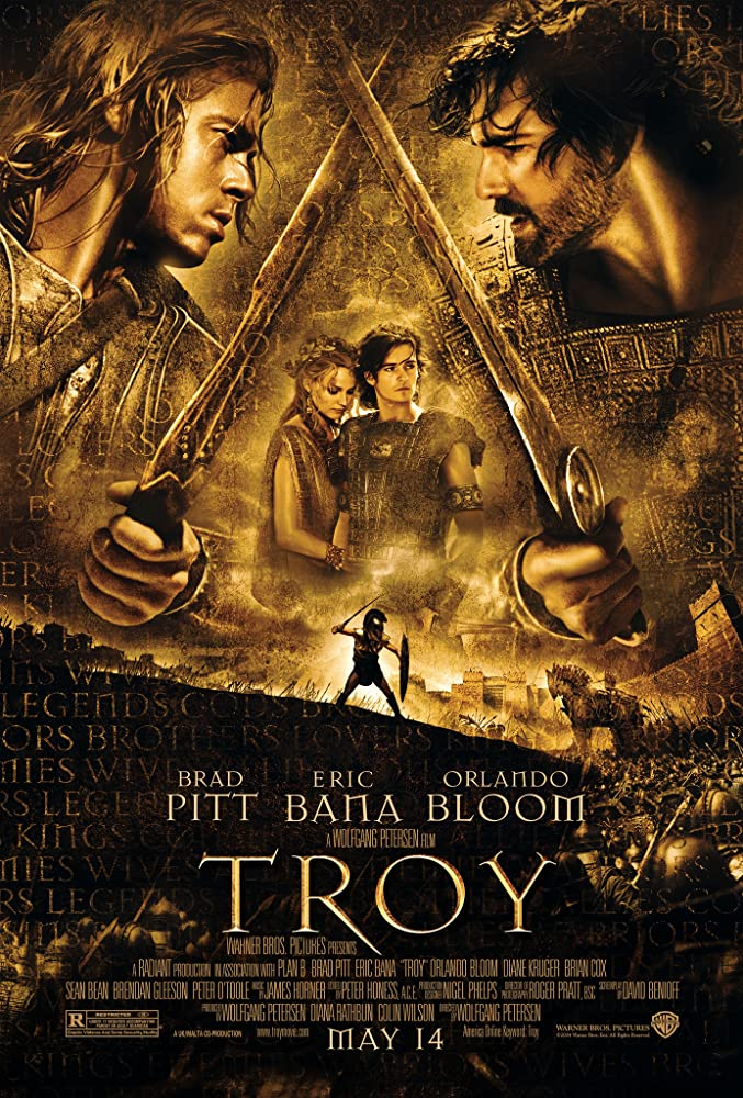 Troy 2004 Dual Audio Movie 1.18GB