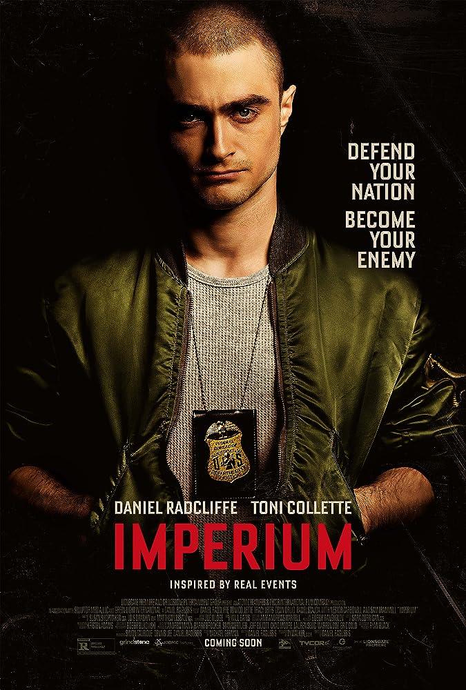 Imperium (2016) Dual Audio 720p BluRay x264 [Hindi – English] ESubs