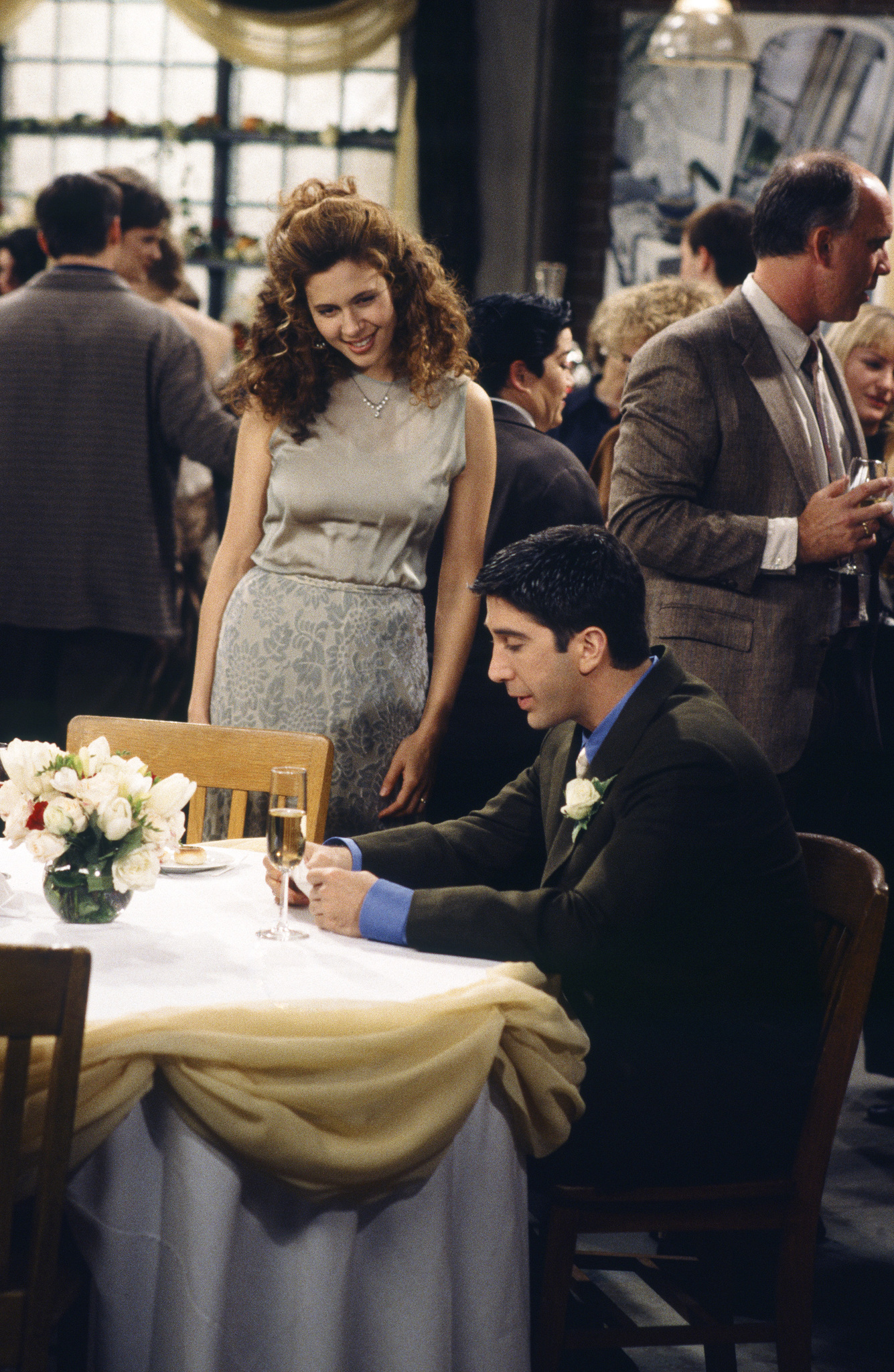 Friends: The One with the Lesbian Wedding | Season 2 | Episode 11