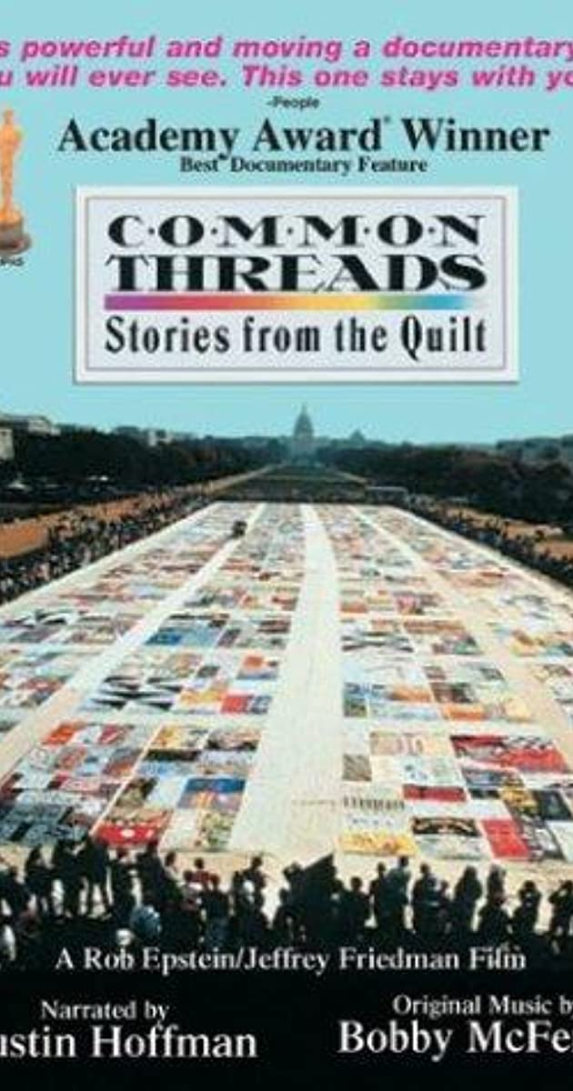 Common Threads Stories From The Quilt 1989 Imdb