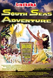 South Seas Adventure Poster