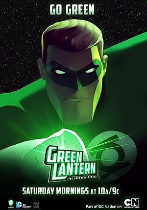 Assistir Lanterna Verde: A Série Animada Online Gratis