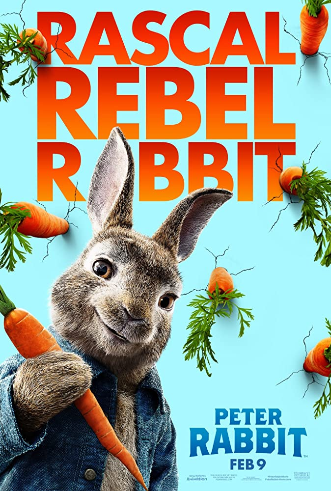 Peter Rabbit 2018 Esub 700MB