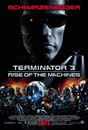 Terminator 3: Rise of the Machines Poster