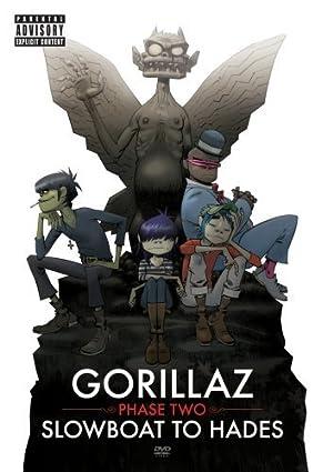 Gorillaz: Phase Two: Slowboat to Hades