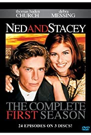 Ned and Stacey Poster