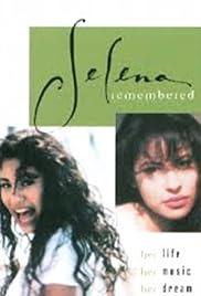 Selena Remembered Poster
