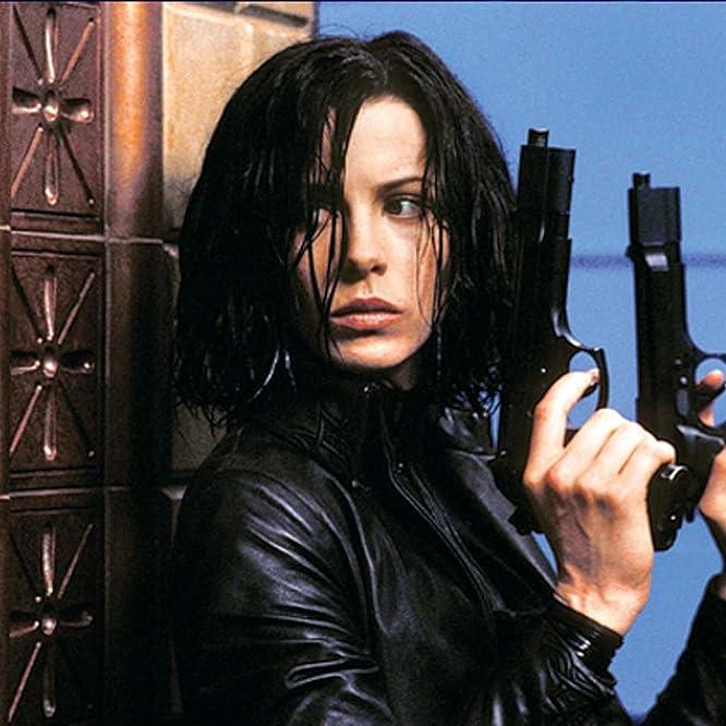Kate Beckinsale in Underworld (2003)