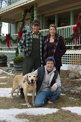Pictures & Photos from A Dog Named Christmas (TV Movie ...