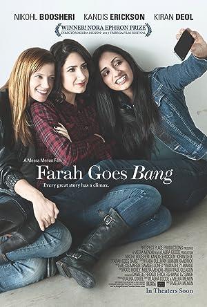 Farah Goes Bang film Poster