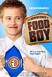 The Adventures of Food Boy Poster
