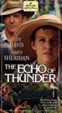 The Echo of Thunder (1998) Poster