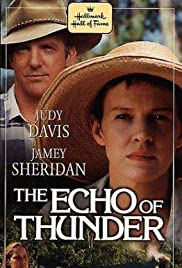 The Echo of Thunder Poster