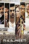 Raajneeti's screenplay goes to Oscar archives