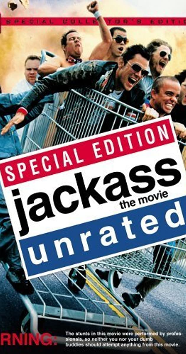 Jack Ass Soundtrack 21