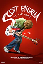 Scott Pilgrim vs. the World(2010) Poster - Movie Forum, Cast, Reviews