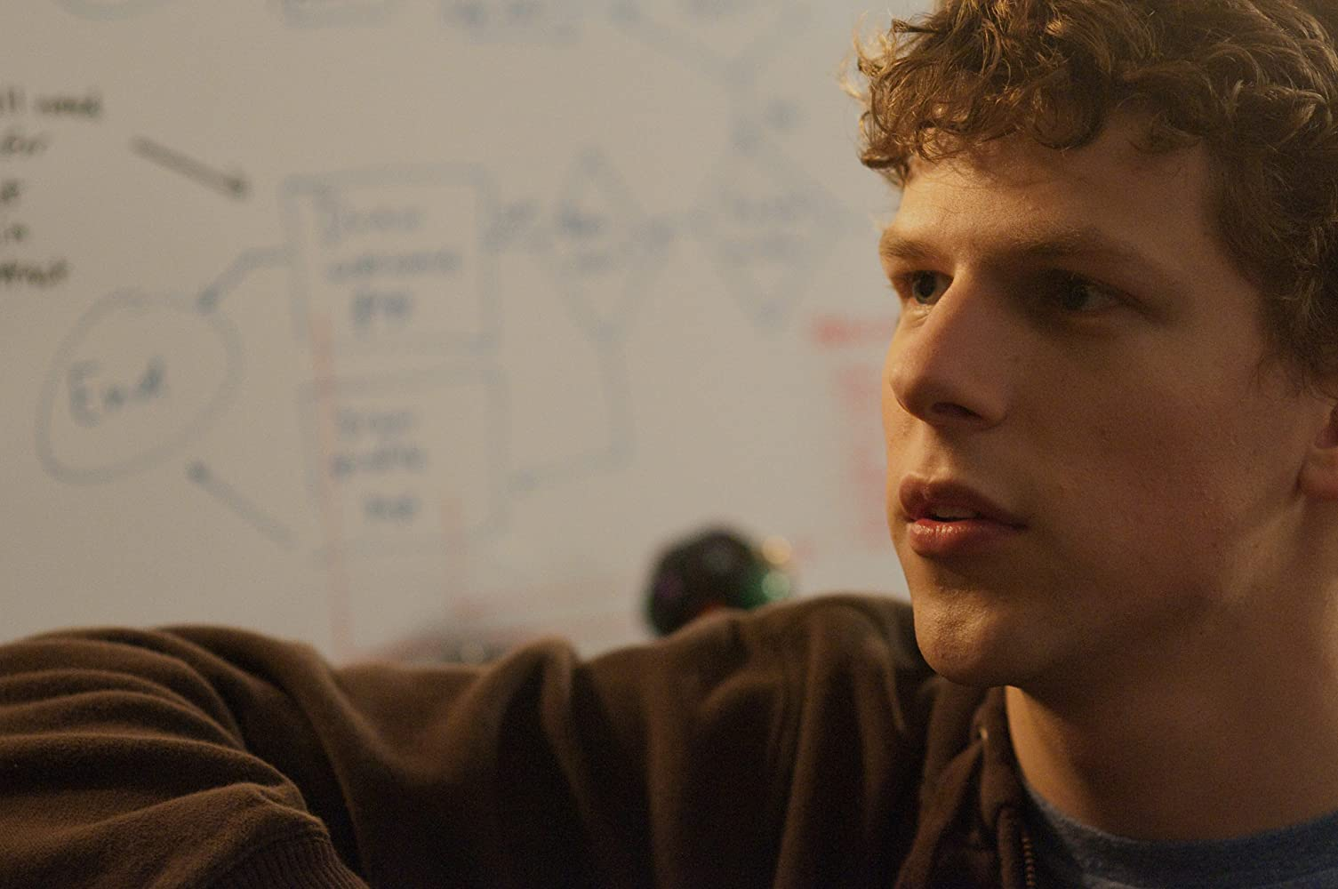 Jesse Eisenberg in The Social Network (2010)