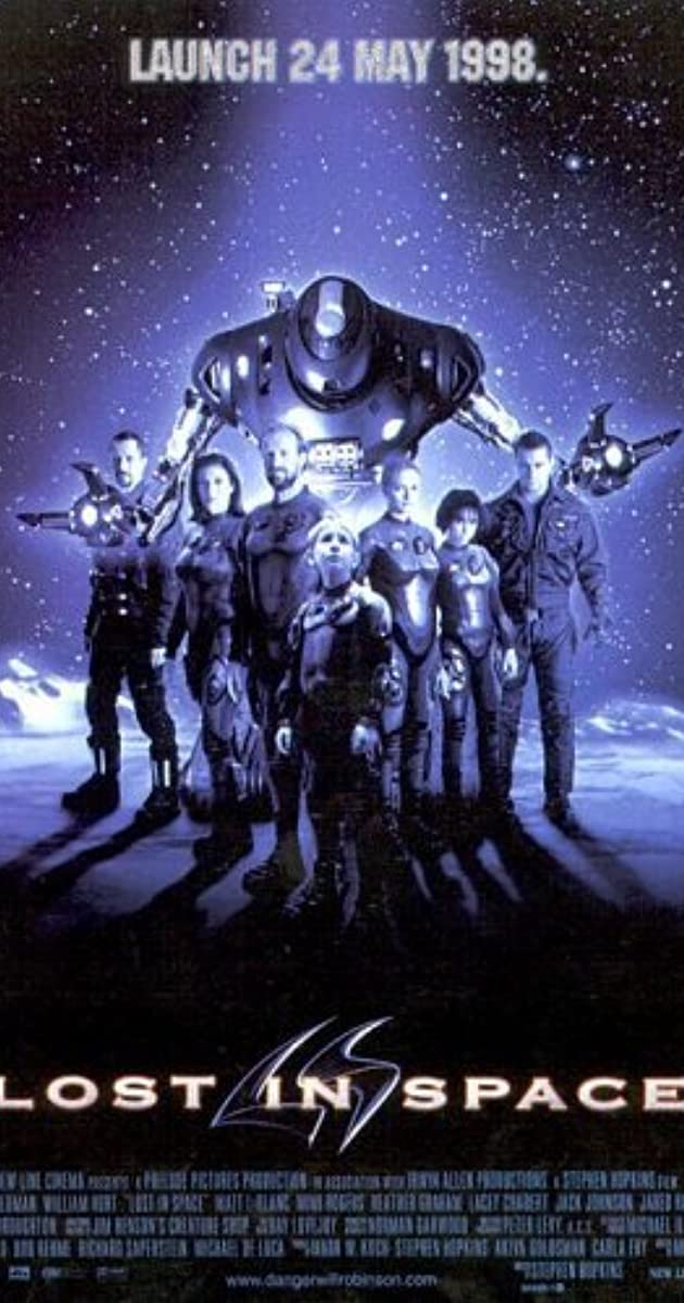 Lost in Space (1998) - IMDb