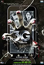 3G A Killer Connection (2013) Hindi 720p 1.4GB WEBHD AAC MP4