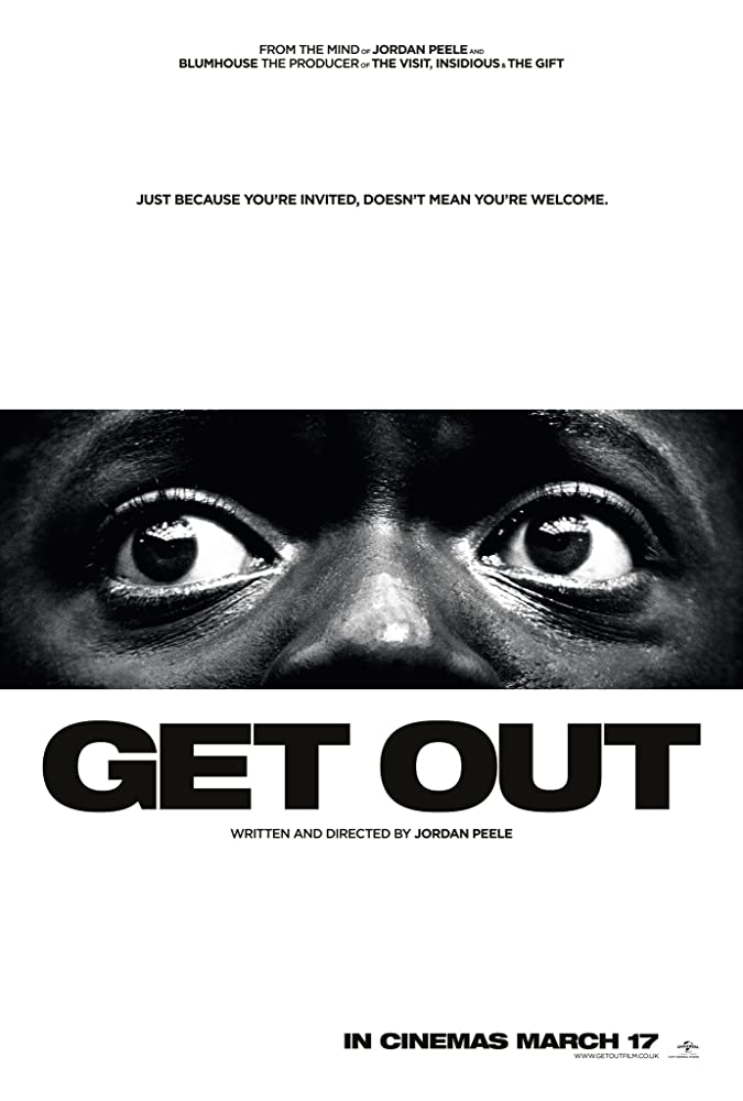 Get Out (2017) Hollywood Movie