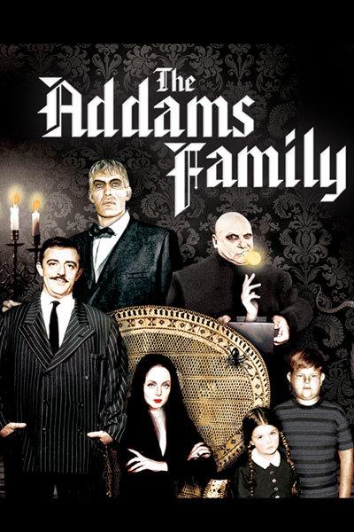 the addams family tv series 1964 1966 imdb. Black Bedroom Furniture Sets. Home Design Ideas