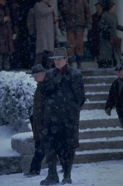 Snow Falling on Cedars : Characters