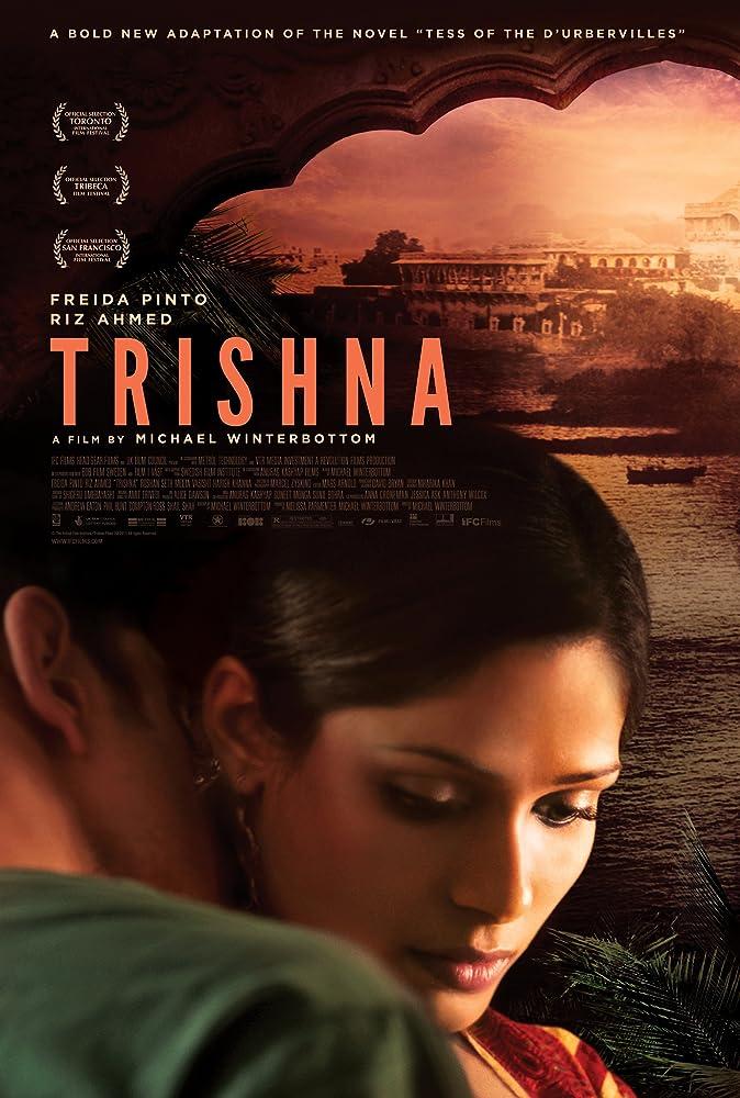 Trishna Movie Poster