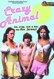 Crazy Animal Poster