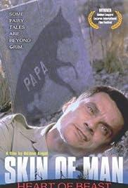Peau d'homme coeur de bête Poster